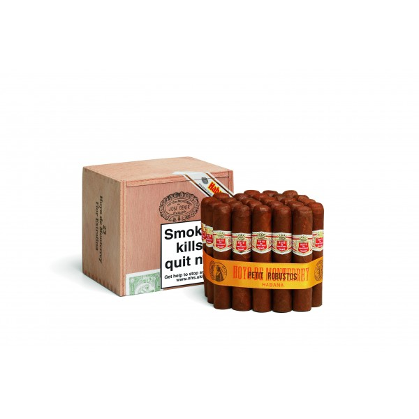Hoyo de Monterrey Petit Robusto (Box 25)