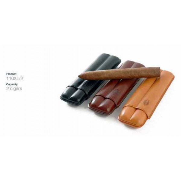 JEMAR Leather Cigar Cases - up to 56 RG