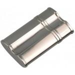 Passatore metal pocket sliding ashtray, gift-boxed